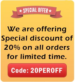 20 percent off on psd to html
