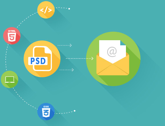PSD to Responsive Email Template Service - Convert2xhtml.com